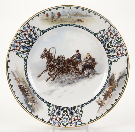 , Russian Porcelain: Artistry and technology in the Imperial Age
