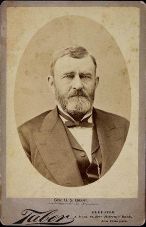 In Memoriam Ulysses S Grant V Great Grandson Of 18th US President