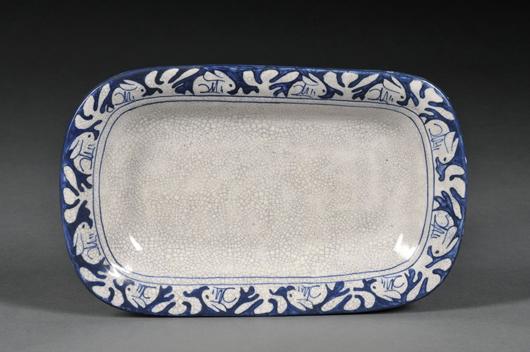 , Ceramics Collector: Dedham Pottery – Ring Around the Rabbits