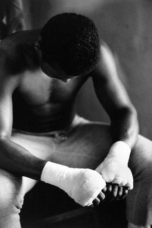 Gordon Parks, 'Muhammad Ali,' ca. 1970s. Photograph courtesy of Howard Greenberg Gallery, New York, NY.