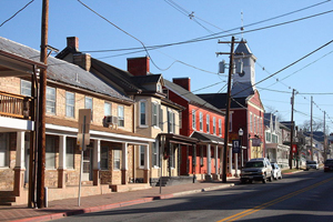 Downtown Boonsboro, Md., will be losing its oldest store this summer. This file is licensed under the Creative Commons Attribution-Share Alike 3.0 Unported license.
