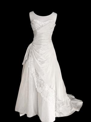 Wedding bells are ringing for Morton Kuehnert dress auction May 12