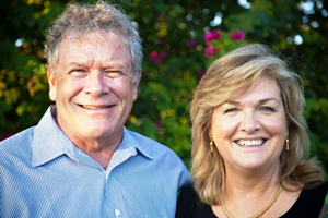 Steve and Judy Allman are leading antique show promoters in Florida.