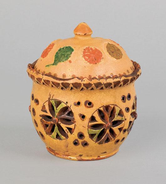, Ceramics Collector: Redware a precursor to art pottery