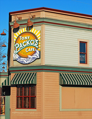Tony Packo's was a Toledo, Ohio, landmark long before the café gained national recognition on 'M-A-S-H.' This file is licensed under the Creative Commons Attribution-Share Alike 2.0 Generic license.
