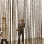 Created for Art Basel's Art Unlimited 2011, an installation from Mona Hatoum, Galleria Continua, San Gimignano (Siena); White Cube, London. Image courtesy of Art Basel.