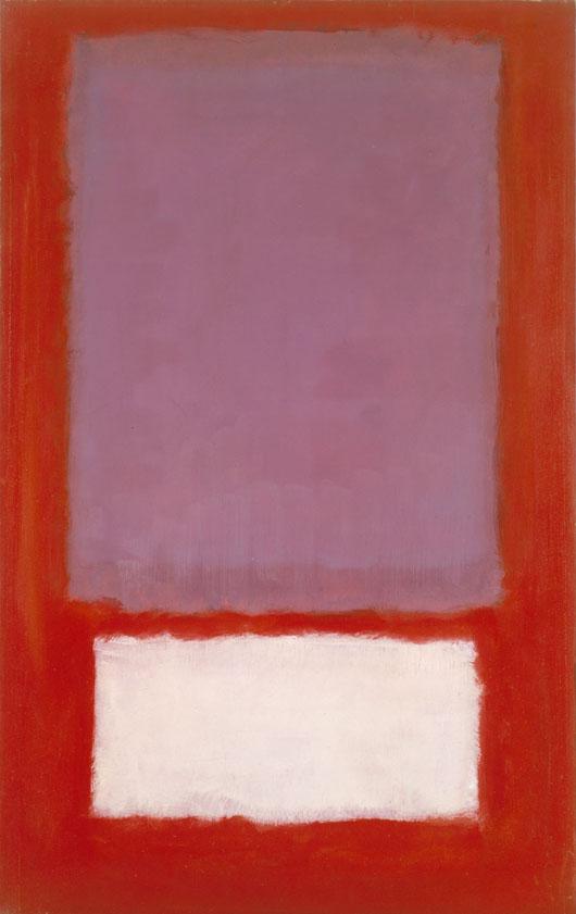 Mark Rothko (1903–1970).