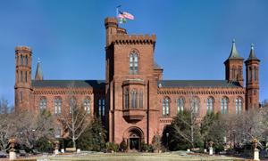 The Smithsonian Building, Washington, D.C.