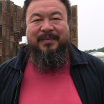 Ai Weiwei in a June 2007 photo by Benutzer. Licensed under the Creative Commons Attribution-Share Alike 2.0 Germany license.
