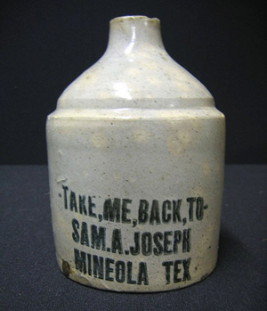 Texas town toasts its mineral water heritage