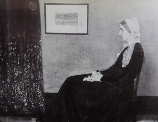 James McNeill Whistler, Nocturnes, Marines, Chevalet Pieces. Estimate $6,000-$8,000. Image courtesy of Leighton Galleries.