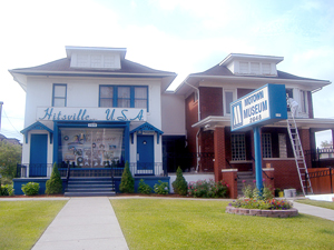 'Hitsville USA,' the Motown Museum in Detroit.