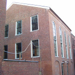 The African Meeting House in Boston is an 1806 Federal style building. Image courtesy of Wikimedia Commons.
