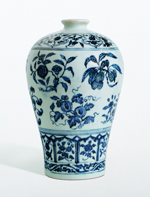 ming vase sells for 22m at hong kong auction