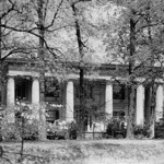 Archival photo of General R.D.B. Taylor House, a k a Taylor Grady House. Photo by Fred D. Nichols. U.S. Library of Congress, Prints and Photographs Division,