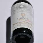 Chateau Mouton Rothschild 2002, Pauillac, 1er Cru Classe, estimate $600-$800. Image courtesy of LiveAuctioneers.com and Skinner Inc.