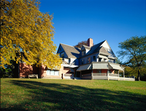 The National Park Service will restore Teddy Roosevelt's home, Sagamore Hill. Image courtesy of Wikipedia Commons.