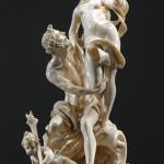 Matthias Steinl (Austrian, 1643/44-1727), Pluto and Prosperpina. Image courtesy of Blumka Gallery.
