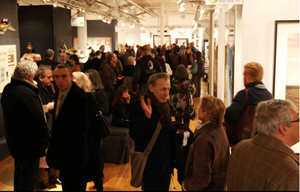 During its 5-day run, more than 6,000 people attended the inaugural edition of the Metro Show NYC. Image courtesy of the Metro Show.