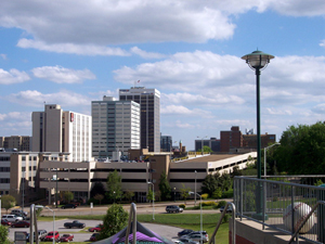 View of downtown Chattanooga, Tenn., licensed under the Creative Commons Attribution 2.0 Generic license.