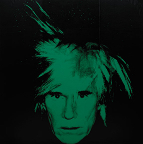 Self-Portrait, Andy Warhol (American, 1928-1987), © The Andy Warhol Foundation for the Visual Arts, Inc.