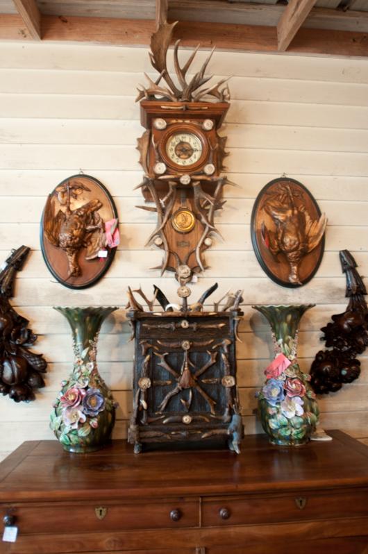 Marburger Farm Antique Show, Fall 2011, Round Top, Texas. Image by Studio Detro - Jenna Dee Detro.