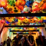 Persian Ceiling, 2008 ©de Young Museum, San Francisco, Calif. Photo: Teresa Nouri Rishel