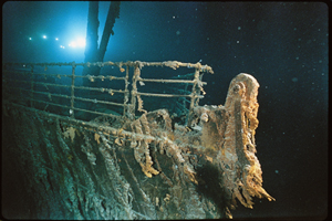 National Geographic to commemorate Titanic anniversary