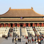 The Hall of Supreme Harmony in the Forbidden City. Image by Saad Akhtar. This file is licensed under the Creative Commons Attribution 2.0 Generic license.