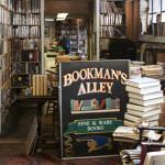 Bookman's Alley, Evanston, Illinois