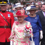 Queen Elizabeth during an appearance in Toronto in July 2010. Image courtesy Wikimedia Commons.