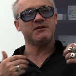 Still image of Damien Hirst from the 2010 documentary 'The Future of Art' by Erik Niedling and Ingo Niermann.This file is licensed under the Creative Commons Attribution-Share Alike 3.0 Unported license.