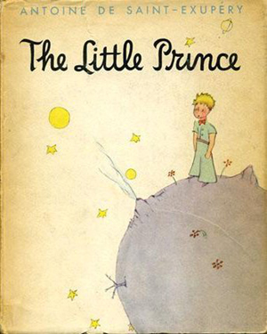 Original Little Prince Illustration To Be Auctioned