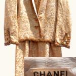 Vintage Chanel Dress Suit. Love At First Bid image.