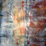 An example of aboriginal rock art, Ubirr Art Site, Kakadu National Park, Australia. This file is licensed under the Creative Commons Attribution-Share Alike 3.0 Unported license.
