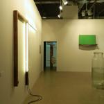 The booth of Magazzino d'Arte Moderna at Art Basel 43, courtesy Magazzino d'Arte Moderna, Rome.