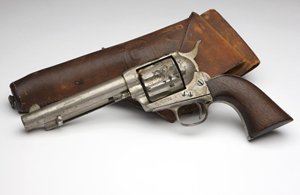 John Moran to auction historic 'Rough Riders' Colt 45 July 24