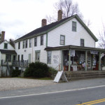 Grays General Store (1788) in Adamsville, R.I., is billed as the oldest continuously operating general store in the United States. This work is licensed under the Creative Commons Attribution-ShareAlike 3.0 License.