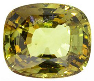 Government Auction of Tehachapi, Calif., saw the trend coming for large, impressive gemstones and always offers a selection in their sales. This spectacular 15.35-carat brilliant-cut GIA-certified natural alexandrite gemstone was entered in the company's April 29, 2012 auction with an estimated value of $84,000-$167,000. Image courtesy of LiveAuctioneers.com Archive and Government Auction.