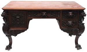 American griffon desk. Roland Auction image.