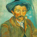 Among the many priceless art treasures in the Barnes Foundation's permanent collection is Vincent van Gogh's (Dutch, 1853-1890) 'The Smoker,' painted in 1888.