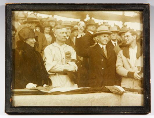 Image courtesy of Kaminski Auctions.