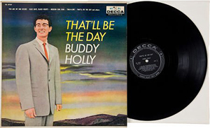Buddy Holly would have been 76 last Friday. Image courtesy LiveAuctioners.com Archive and Heritage Auctions.