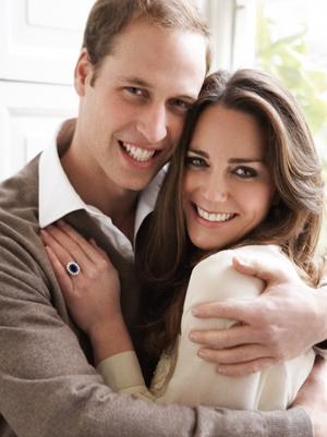 The Duke and Duchess of Cambridge. London, 2010. By Mario Testino © AMAAZING LTD.