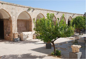 Maarat al-Numaan Mosaic Museum in Syria. Photo by BERKAYSNKLF, licensed under the Creative Commons Attribution-Share Alike 3.0 Unported license.