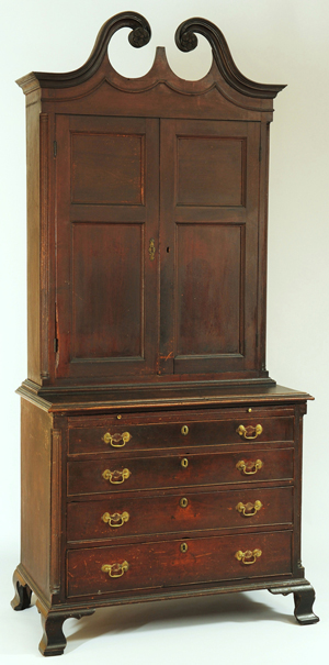 $93,600 Va. bookcase leads Southern arts sale at Case