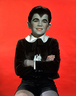 Butch wasn't originally cast as Eddie (another child actor, Happy Derman, was in the pilot). But in the end he landed the role.