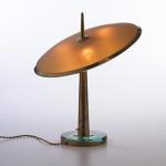 Fontana Arte table lamp. Estimate: $20,000-$30,000. Wright image.