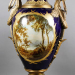 Sevres covered urn. Kaminski's image.