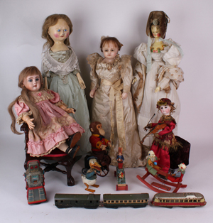 London's Chiswick Auctions plans festive Dec. 11 toy and doll sale